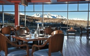 The Peaks Dining Room